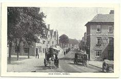 Oxon postcard Witney High Street   eBay History, Street, World, Painting, Ebay, Vintage, Art, Art Background, Historia