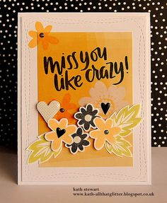 Kath's Blog......diary of the everyday life of a crafter: Simon Says Stamp - May Card Kit; May 2018 #simonsaysstamp #flowercards #watercolorcards #cardmaking #stampingfun #stampingart #foiledcard #kathstewart