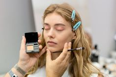 Backstage at Dior Couture: 3 New Ways to Glow  - ELLE.com