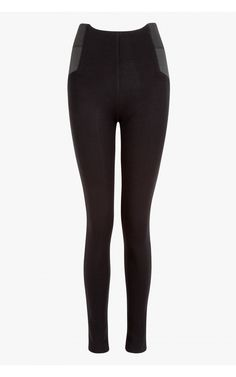 Pull On Elastic Side Jeggings | Select Fashion