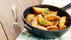 Ako pripraviť pečené zemiaky tak, aby neboli