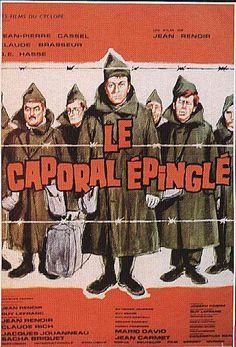 The Elusive Corporal dir. Film France, Jean Renoir, French Films, More Pictures, Terms Of Service, The Originals, Movie Posters, Film Poster, French Movies