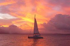 Port Douglas Twilight Cruise - Sailing Port Douglas at Twilight