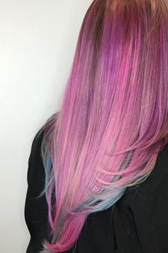 10 Rainbow Hair Styles To Inspire Your Pride 2016 Look | Teen Vogue