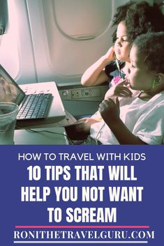 Flying with kids doesn't have to be stressful! Check out these 10 easy tips to make travel with kids a breeze. Road Trip With Kids, Travel With Kids, Group Travel, Family Travel, Flying With Kids, Frugal Family, Niece And Nephew, Got Books, Packing Tips For Travel