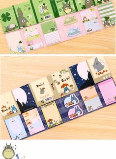 Librito Totoro - KAWAII SPAIN