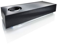 This Naim audio system leverages the English manufacturer's expertise designing concert hall-quality speaker systems for stylish rides. Wireless Speaker System, Audio System, Bluetooth Speakers, Ios App, Android, Radios, Thing 1, Hifi Audio, Internet Radio