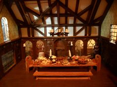 Medieval Banquet Hall