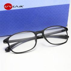 79885eae2bb UVLAIK Fashion Reading Glasses Women Ultra-light material Eyewear TR90  Frame Reading Glasses 1.5 Men