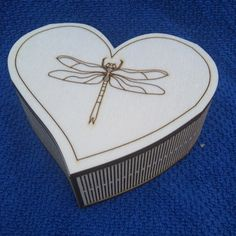 Here is a heart shaped box that you can laser cut and assemble just in time for Valentines day.The file has been sized to fit into a single A3 sheet and can be cut...