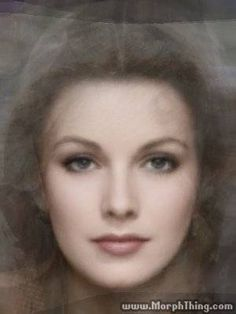 "You can call her ""Esther""  A morph of Vivien Leigh, Hedy Lamarr, Rita Hayworth, Jean Harlow, Jane Seymour, Joan Collins, Donna Mills, Ann-Margaret, Jaclyn Smith, Morgan Brittany, Morgan Fairchild, Marilyn McCoo,"