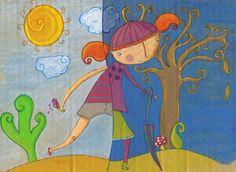 Cuento a la vista - El blog de los cuentos infantiles: Cambio de estaciones