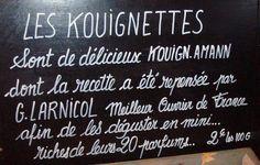 Kouignette caramel beurre salé... Larnicol  Quimper  Finistère Bretagne