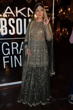 Sabyasachi at Lakmé Fashion Week winter/festive 2016