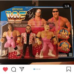 Wwf Superstars, Wrestling Superstars, Wwf Toys, Wwf Hasbro, Wwe Action Figures, Old School Toys, Modern Toys, Wwe Champions, Awesome Food