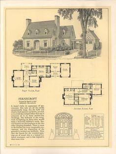 252 best house plans 1900 1930s images floor plans house floor rh pinterest com