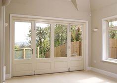 Timber Bi-fold Doors | Folding Patio Doors | Mumford & Wood
