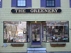 The Greenery - Rockport, MA  (Great Breakfast Spot)
