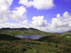 Parque natural do Alvão em portugal.