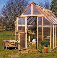 Sunshine Mt. Rainier 8x8 Garden House