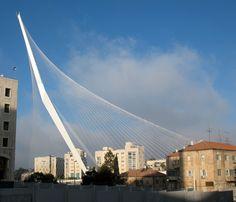 Calatrava Jerusalem - Santiago Calatrava - Wikipedia, the free encyclopedia