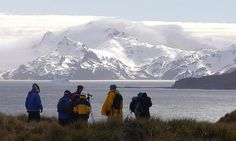 South Sandwich Islands - want to go there one day