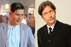 Where Are They Now? Back to the Future - Crispin Glover as George McFly - Then and Now from 8Ball.co.uk / http://www.8ball.co.uk/blog/8ball_film/back-future-now/