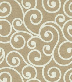 Outdoor Fabric-Better Homes & Garden Ornament Linen, - Possible seat cover fabric?