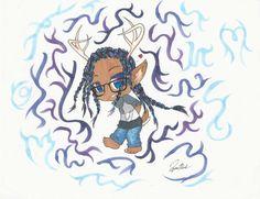 Me as a deer chibi by Zoe-The-Zurtle on DeviantArt Chibi, Deer, Princess Zelda, Deviantart, Creative, Fictional Characters, Fantasy Characters, Reindeer