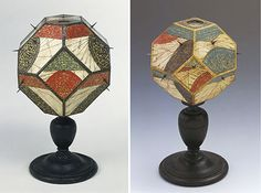 Stefano Buonsignori (?-1589) Sundials, 16th century Florence, Istituto e Museo di Storia della Scienza, inv. 2458 and 2459  Sundials with hexagonal and square faces. A different type of sundial (horizontal, vertical or inclined), complete with gnomon, is marked out on each face. The compass served to orient the instrument towards the local magnetic meridian.
