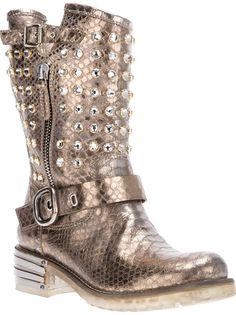 Baldan Studded Boot