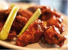 Gorgeous Game Day Jerk Wings