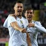 Germany seal perfect World Cup qualifying campaign with thumping win over Azerbaijan