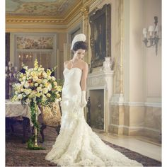 Timeless Beauty Photo Shoot for ChicagoStyle Weddings Magazine.   #ChiStyleWed