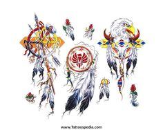 Vintage Black And White Native American Tattoo Sample | Fresh 2017 Tattoos Ideas