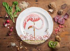 Food Art by Anna Keville Joyce – Fubiz™