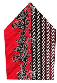 #PocketSquares - For days when you want to walk the unconventional path.