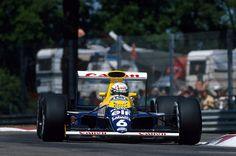 Riccardo Patrese Williams - Renault Imola 1990