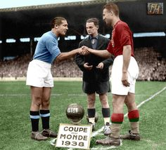 1938 World Cup Final (Italy - Hungary)