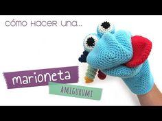 Cómo hacer una Marioneta Amigurumi -DIY- - YouTube