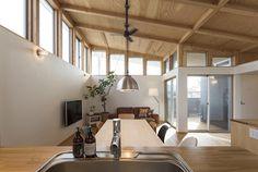 株式会社建楽設計의 거실