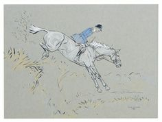 ~Paul Brown~ USA – Paul Desmond Brown was an illustrator and horse artist. Hunting Art, Fox Hunting, Paul Brown, Horse Posters, Horse Books, Brown Horse, Vintage Drawing, Brown Art, Horse Drawings