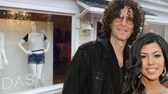 The new Southampton Village DASH pop-up had locals raving this week as the sisters Kourtney Kardashian and Khloe Kardashian strolled the town. The newest photog in the Hamptons...Howard Stern.