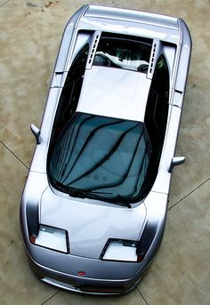 The Bugatti was unveiled in Paris in 1991 and went into production until Bugatti went out of business in 1995 (Bugatti has since been resurrected by Volkswagen). The car was available as a two-door sports car and only 31 cars were produced. Maserati, Lamborghini, Ferrari 458, Bugatti Veyron, Bugatti Cars, Audi, Jaguar, Nissan, Automobile