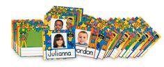 Lakeshore Kids™ Photo Nameplates - Set of 36  #LakeshoreDreamClassroom