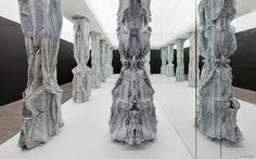 Michael Hansmeyer Grotto Columns