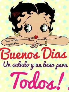Tcha by betty boop ( song only) . Betty Boop Song, I Love Mondays, Buenos Dias Quotes, Good Day Quotes, Two Sisters Cafe, Morning Thoughts, Travel Humor, Good Morning Good Night, Dating After Divorce