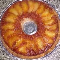 Torta invertida de manzana Apple Recipes, Fall Recipes, Argentina Food, Banana French Toast, Savarin, Pan Dulce, New Cake, Desert Recipes, Yummy Cakes