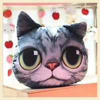 Description : ------------- Cute Cat Face Pillow With Core Adorable design cushion with soft texture! Perfect for gift and home decoration! Filling: PP Cotton. Mustache Cat, Cute Cat Face, Cat Cushion, Cat Pillow, Cushions, Pillows, Core, Plush