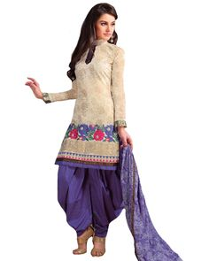 Online Store for Designer Salwar Suits and Party Wear Dresss - _p_Classic Cotton Suit_/p_